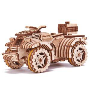 Modell-aus-Holz-–-Quad-Bike-–-3D-Puzzle-165-Teile
