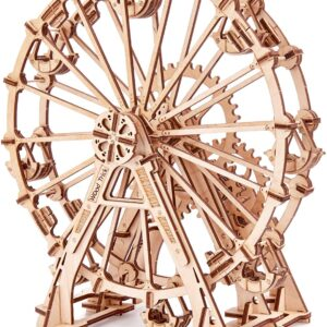 Holzbausatz–-Ferris-Wheel-Riesenrad-–-3D-Holzpuzzle219-Teile[1]