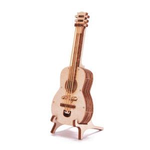 Holzbausatz-für-Kinder-Wood-Trick-–-Woodik-''Gitarre''-Lernpuzzle13-Teile