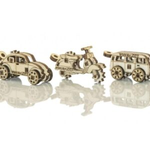 Modelle-aus-Holz-Vintage-Autos-Oldtimer–-Holzbausätze35-Teile