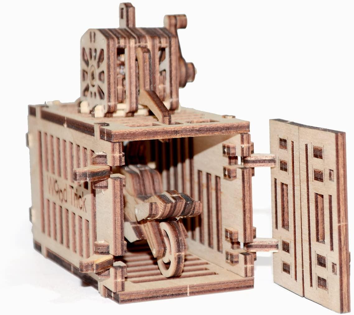 Container Modell aus Holz für Kinder von '' Die Welt der ...