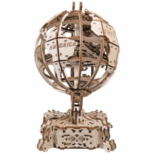 Wooden City World Globe 231 Teile 3